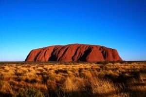 Mount Uluru, Australia